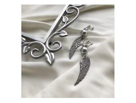 Серёжки Крылья